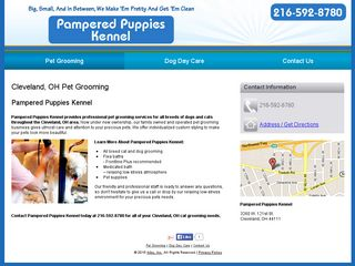 Pampered Puppies Kennel | Boarding