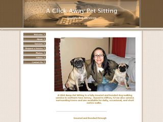 A Click Away Pet Sitting Clifton