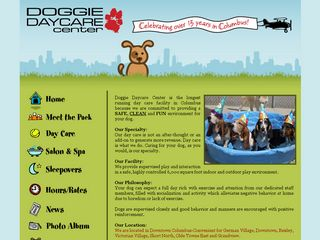 Doggie Daycare Center Columbus