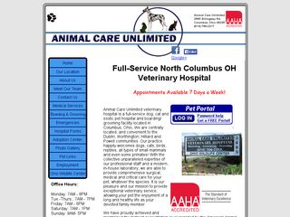 Animal Care Unlimited Columbus