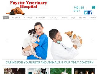 Fayette Veterinary Hospital | Boarding