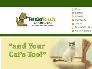TenderTouch CanineCare | Boarding