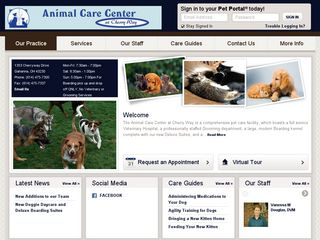 Animal Care Center | Boarding
