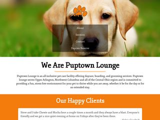 Puptown Lounge | Boarding