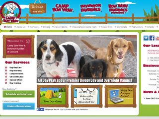 Camp Bow Wow Dog Boarding Concord | Boarding