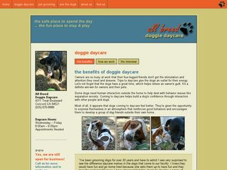 Hopes All Breed Doggie Daycare | Boarding