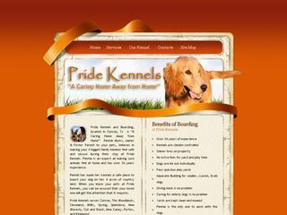 Pride Kennels | Boarding