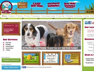 Camp Bow Wow Dog Boarding Coppell | Boarding