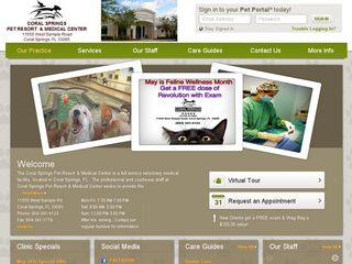 Coral Springs Pet Resort and Medical Center | Boarding