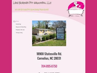 Lake Norman Pet Grooming | Boarding