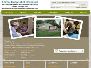 Animal Hospital of Cornelius Cornelius