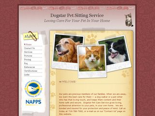 Dogstar Pet Care Service | Boarding