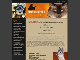 Cross River Animal Hospital | Boarding