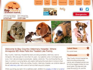 Bay Country Veterinary Hospital | Boarding