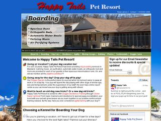 Happy Tails Pet Resort Crownsville