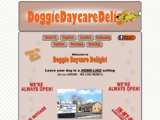 Doggie Daycare Delight | Boarding