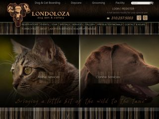 Londoloza Dog Den | Boarding