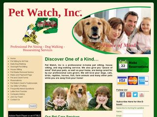 Pet Watch | Boarding