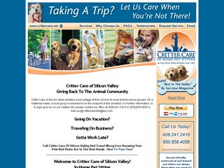 Critter Care Cupertino