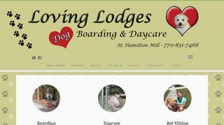Loving Lodges Dog Boarding & Daycare | Boarding