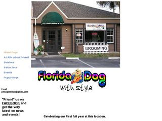 Florida Dog With Style Dade City