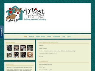 D Best Pet Sitting | Boarding