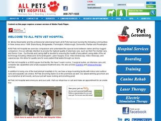 All Pets Vet Hospital Dallas