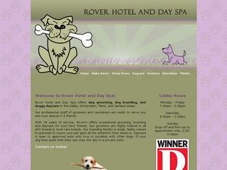 Rovers Resort  Spa Dallas