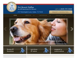 Pet Resort Dallas Dallas