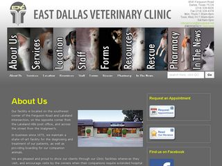 East Dallas Veterinary Clinic | Boarding