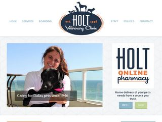 Holt Veterinary Clinic Dallas