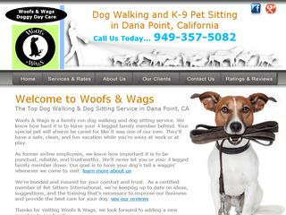 Woofs  Wags Dana Point