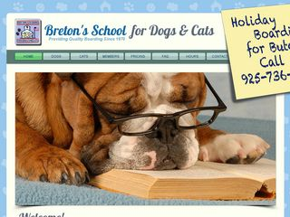 Bretons School For Dogs   Cat | Boarding