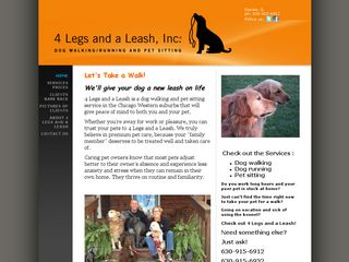 4 Legs and a Leash Inc. | Boarding