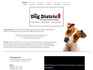 The Dog District | Boarding