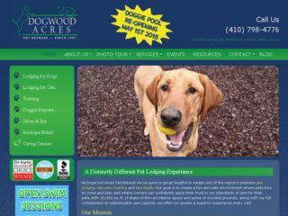 Dogwood Acres Pet Retreat | Boarding