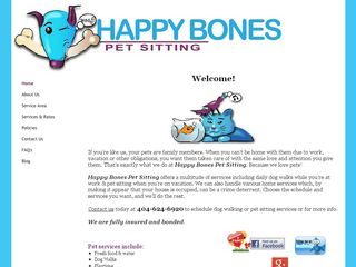 Happy Bones Pet Sitting Decatur