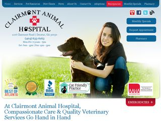 Clairmont Animal Hospital Decatur