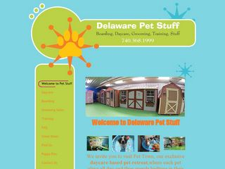 Delaware Pet Stuff | Boarding