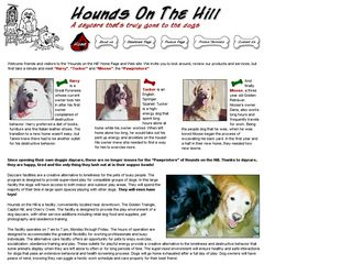 Hounds On the Hill | Boarding