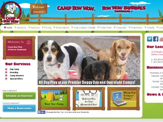 Camp Bow Wow Dog Boarding Denver Denver