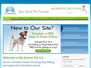 My Denver Pet LLC | Boarding