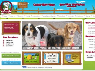 Camp Bow Wow Dog Boarding Denver | Boarding