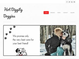 Hot Doggity Doggies Pet Services and Adventures | Boarding