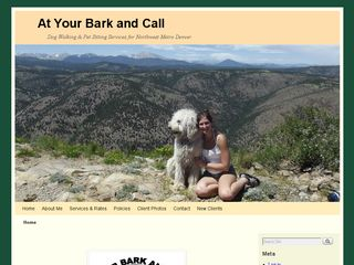 At Your Bark and Call | Boarding