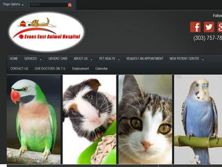 Evans East Animal Hospital | Boarding