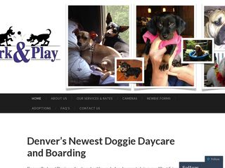 Bark & Play Doggie Daycare Denver