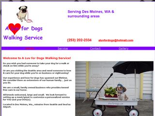 A Luv for Dogs Care Center Des Moines