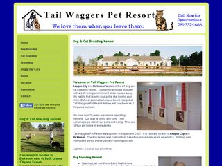 Tail Waggers Pet Resort | Boarding