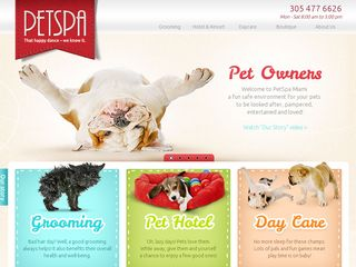 Pet Spa | Boarding